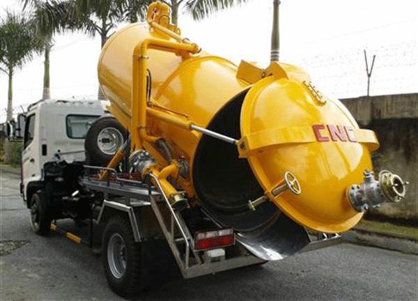 Công ty vệ sinh môi trường uy tín tại Hà Nội – Hút bể phốt Sạch - Ảnh 2
