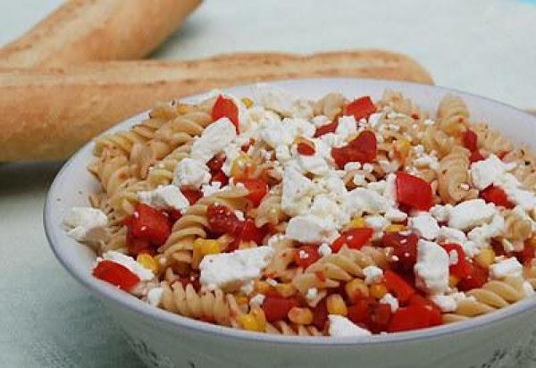 Easy Summer Pasta Recipe