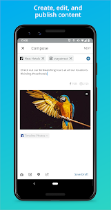 Hootsuite: Schedule Posts for Twitter & Instagram App Download For Android and iPhone 1