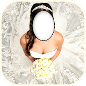 Wedding Dress Photo Montage