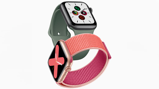 Apple announced its Apple Watch Series 5, debuting an always-on retina display.