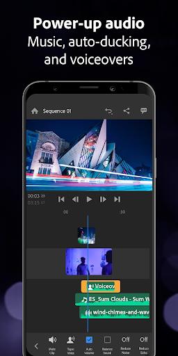 Adobe Premiere Rush u2014 Video Editor 1.5.20.571 screenshots 7
