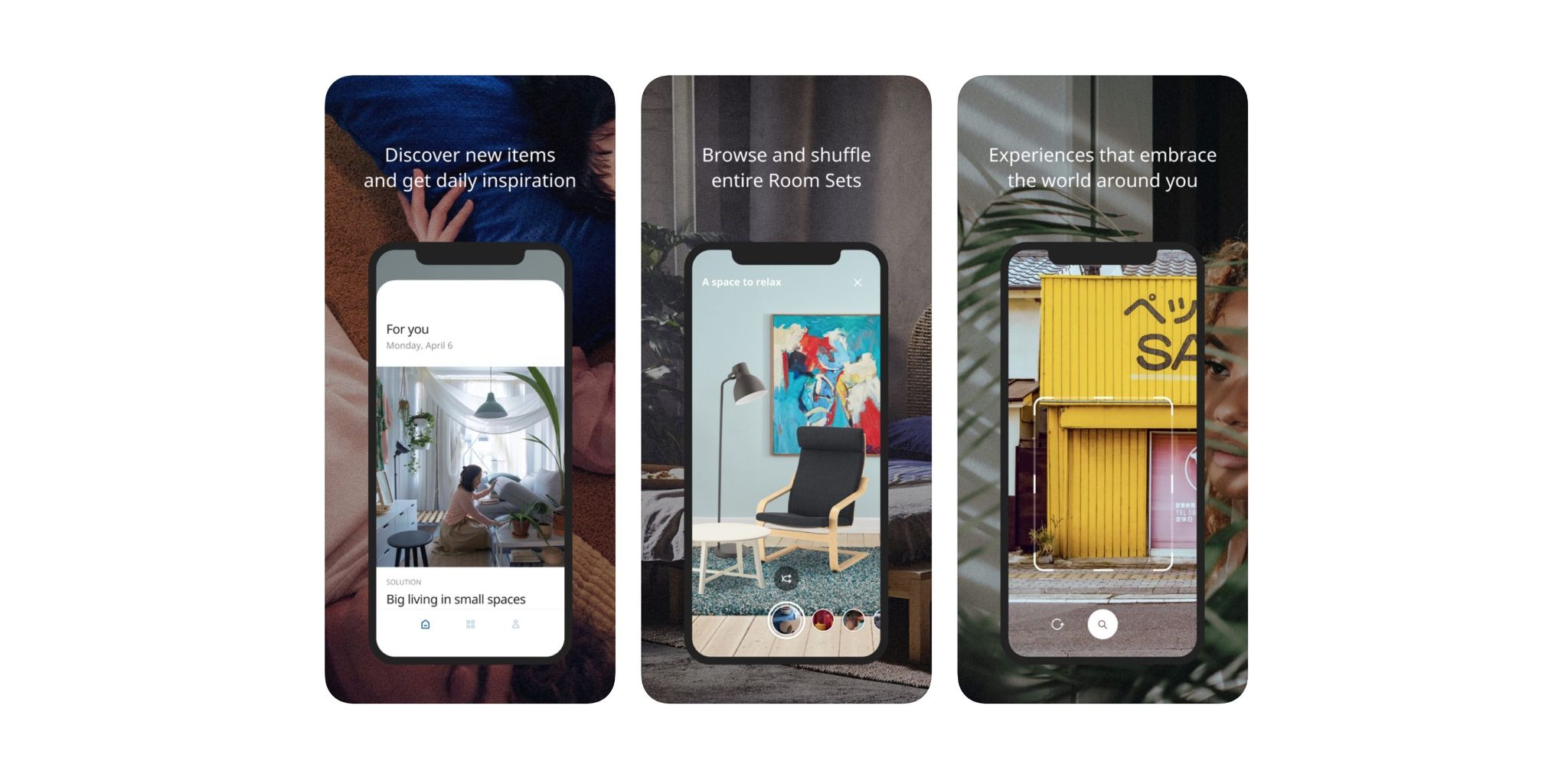 Examples of customer-friendly mobile apps