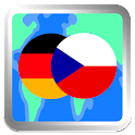 Tschechisch Reise Wörterbuch V icon
