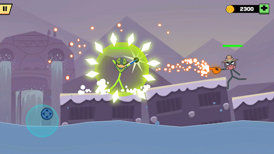 Stickman Fight Battle MOD APK (Unlimited Money/No Ads) for Android 3