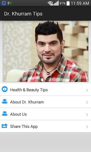 Dr Khurram Tips 3.0 screenshots 1