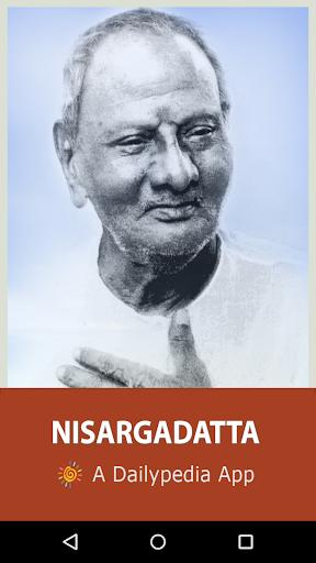 Nisargadatta Daily