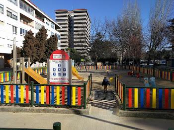 Parque infantil Emigrante