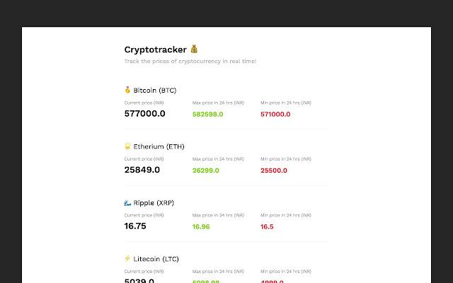 Cryptotracker