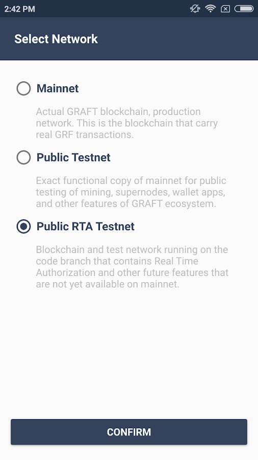 GRAFT Point-of-Sale- screenshot