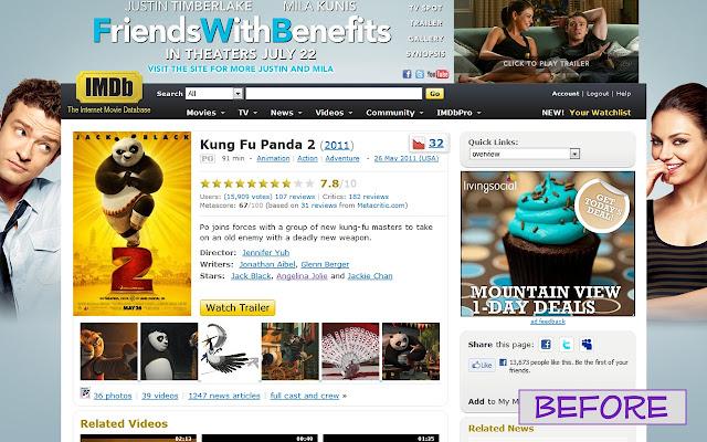 Clean IMDb