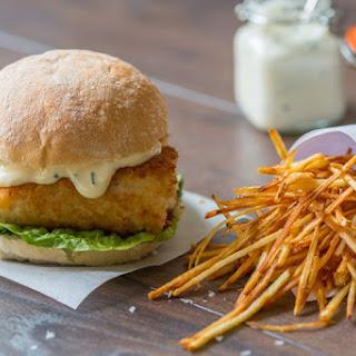 Fish Fillet Burger Recipes