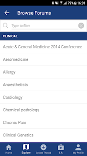 Doctors.net.uk Forum - náhled