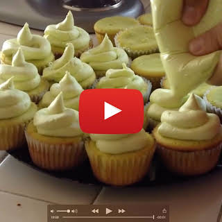 How To Make Mountain Dew Cupcake.
