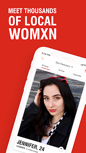 Her - Lesbian Dating App Screenshot