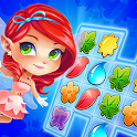 Flower Fantasy: Match3 Puzzle Game icon