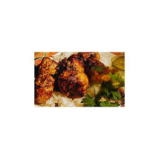 Lemon Cumin Chicken Meatballs