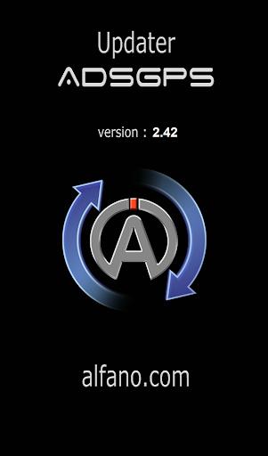 玩免費運動APP|下載ALFANO Updater ADSGPS app不用錢|硬是要APP