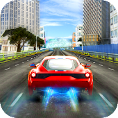 Traffic Rush Racing 3D