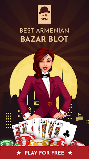 Bazar Blot Club : Best Armenian Card game : Belote ss1