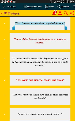 Phrases for all occasions - Frases, Estados y mas! ss3