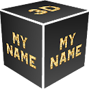3D My Name Live Wallpaper file APK Free for PC, smart TV Download