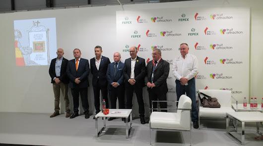Almería impulsa lobbys en España y Europa para defender las hortalizas