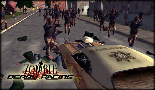 Zombie Derby Racing