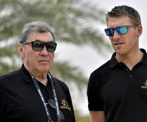 """Axel Merckx lacht zich een breuk op Twitter na 'Vive la Vie': """"Denk niet dat mijn vader weet wie André Hazes jr. is"""""""