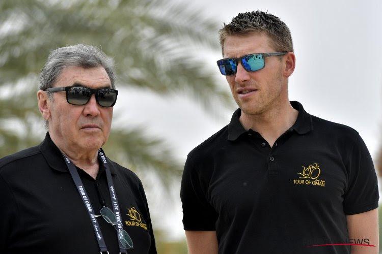 """Ook het opleidingsteam van Axel Merckx krijgt met de coronacrisis te maken: """"We kunnen niet op dezelfde manier blijven werken"""""""
