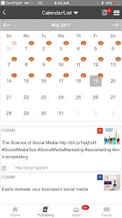 eClincher: Social Media Management, Marketing- screenshot thumbnail