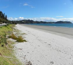 Photo: Over 1 km of beach