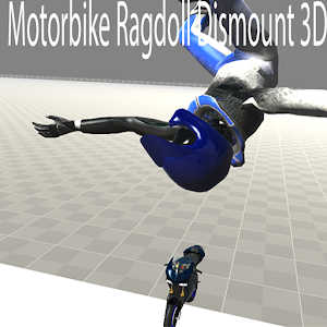 Motorbike Ragdoll Fail 3D for PC and MAC