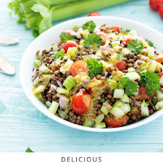French Green Lentils Recipes