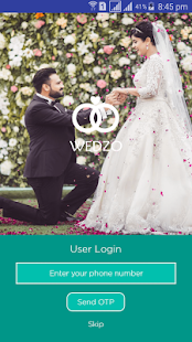 Wedzo - Simplify Your Wedding- screenshot thumbnail