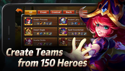 Heroes Charge 2.1.94 Cheat screenshots 5