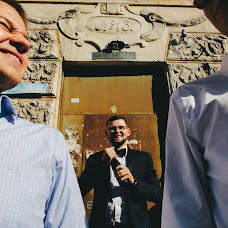Wedding photographer Marina Ilina (MRouge). Photo of 20.09.2018