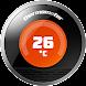 精密温度計および湿度計