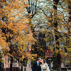 Wedding photographer Polina Kupriychuk (paulinemystery). Photo of 24.10.2017