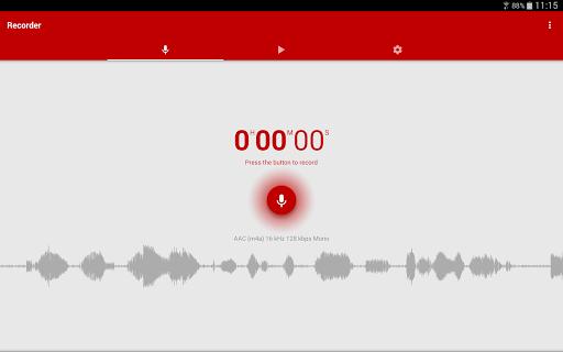 Voice Recorder Pro 2.93 9