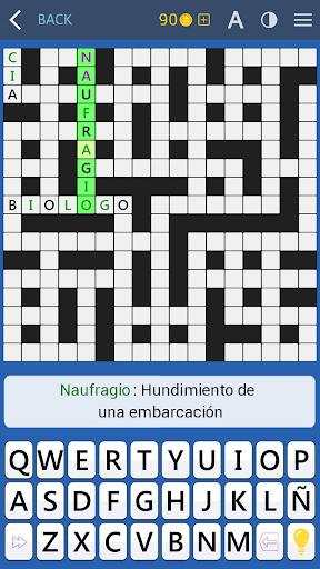 Crosswords - Spanish version (Crucigramas) apkpoly screenshots 17
