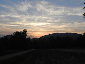 Photo: Roztoki Górne, Bieszczady - widok na masyw Hyrlatej