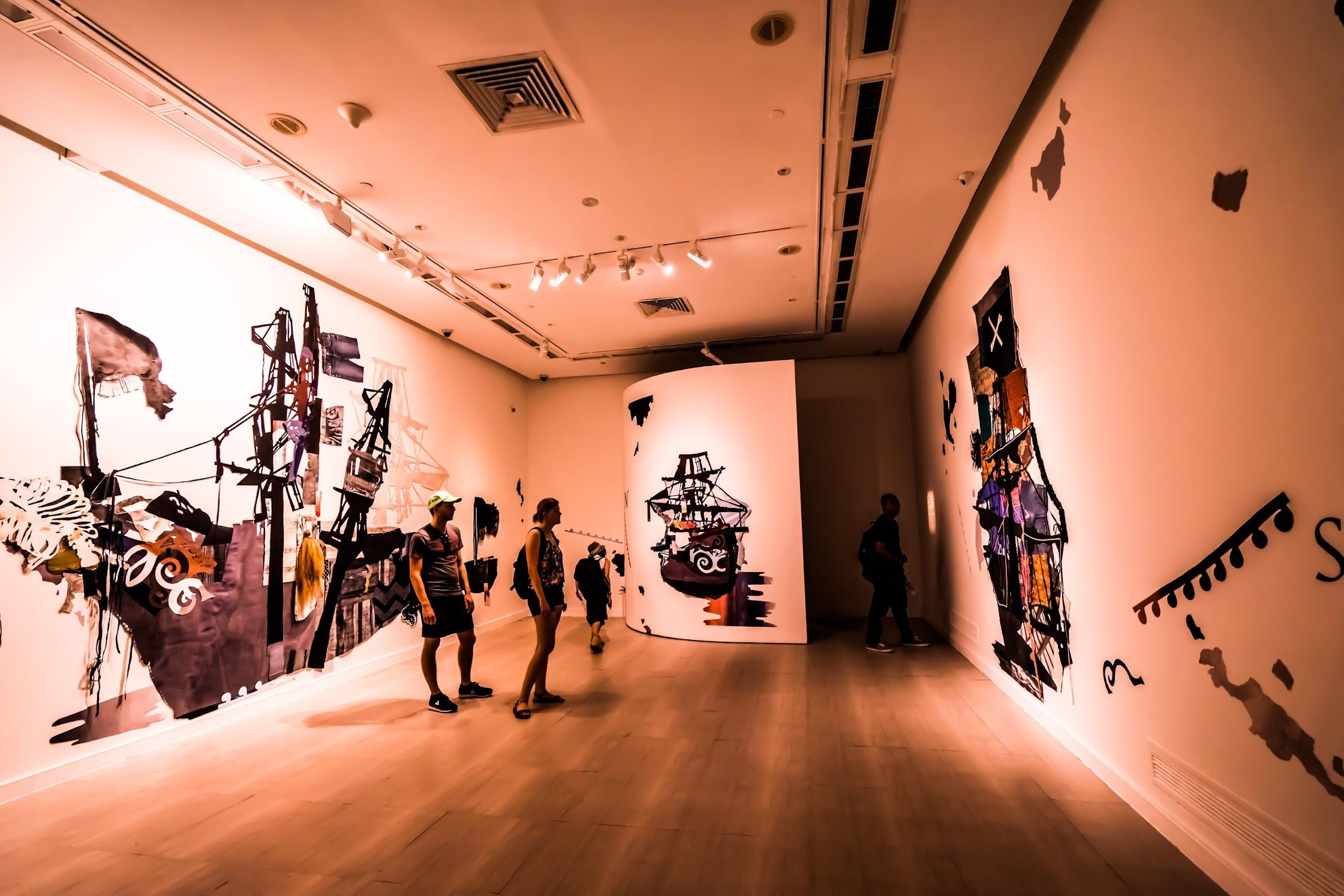 シンガポール美術館2