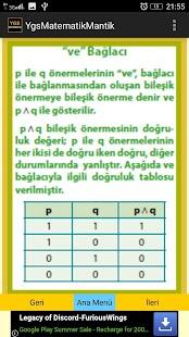 YGS Matematik Mantık - náhled