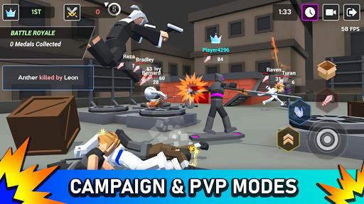SmashGrounds.io: Epic Ragdoll Battle apktreat screenshots 2