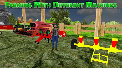 Tractor Farming Driver: Village Simulator 2019  screenshots 19