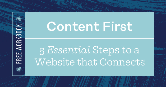 Download the Content First Workbook