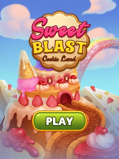 Sweet Blast: Cookie Land filehippodl screenshot 16