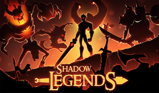 Stickman Shadow Legends - 2D Action RPG  captures d'écran 6