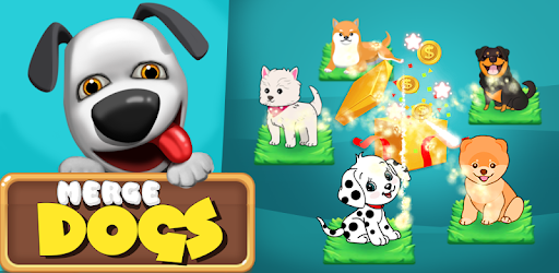 Merge Dogs - Idle Puppy Race Tycoon Giochi (APK) scaricare gratis per Android/PC/Windows screenshot